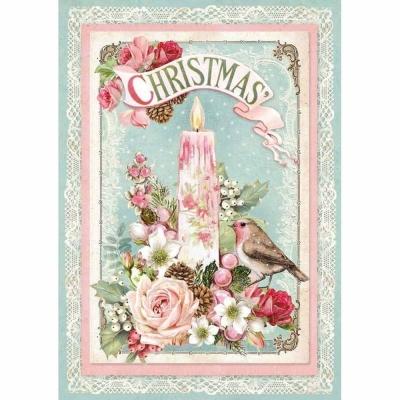 Vianočná svieca