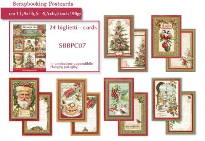 Kolekcia Christmas Vintage mini