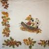 Vtáčiky a jesenné halúzky