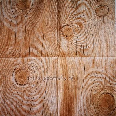 Štruktúra dreva - hnedá