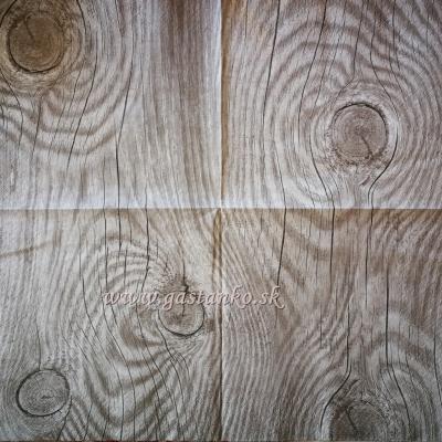 Štruktúra dreva - sivá