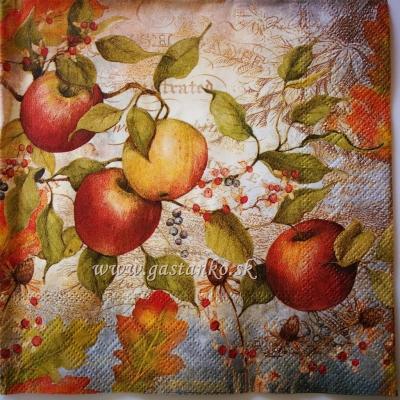 Jesenné jabľčka