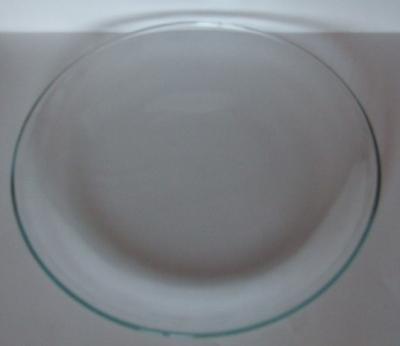 Sklenený tanier okrúhly 30cm