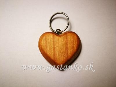 Srdiečko - prívesok na kľúče