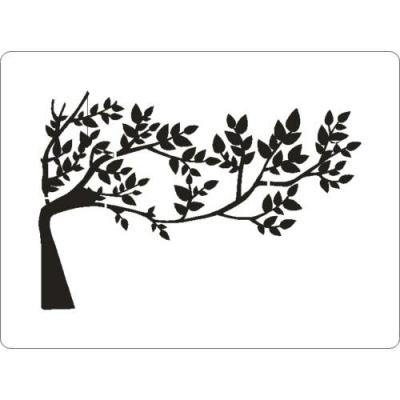 Šablóna 3D strom