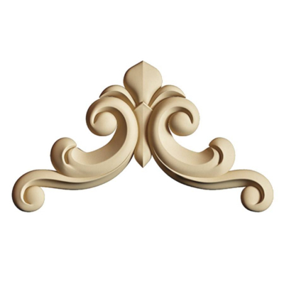 Ohybný dekoelement -elastické drevo