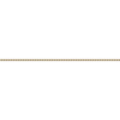 Ohybná dekoračná bordúra -elastické drevo