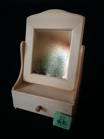 Toaletka 1-šuflíčková