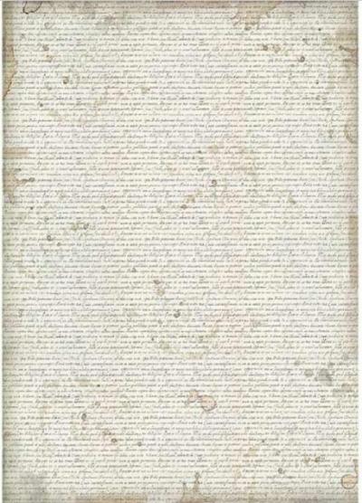 Textúra so starým písmom