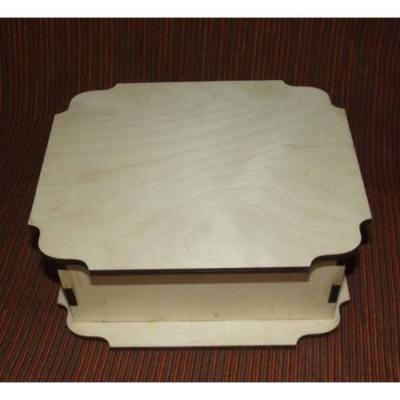 Krabička ozdobná 18x21cm