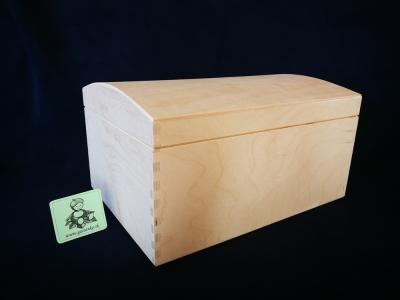 Veľký kufrík s klenbou BU