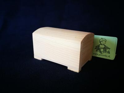 Krabička mini s klenbou