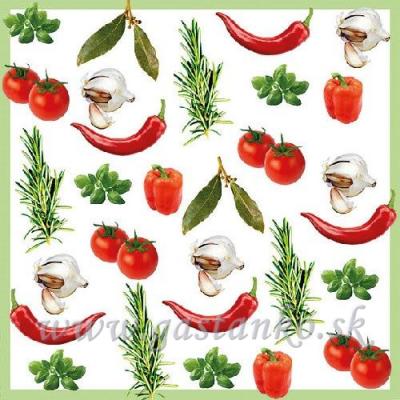 Bylinky a zelenina