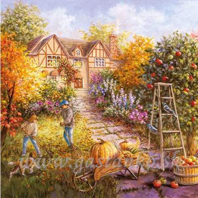 Spolu v záhrade