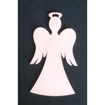 Anjelik s glóriou 9cm