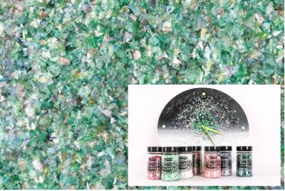 Galaktické fliačky Earth green