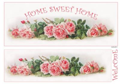 Ruže Home sweet home 1