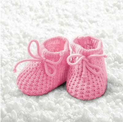 Baby girl papučky