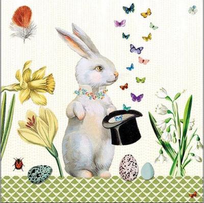 Zajko čaruje jar