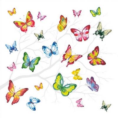 Pestré motýle