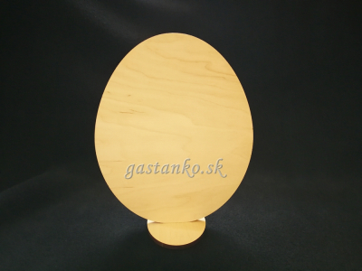 Stojace vajíčko 30cm