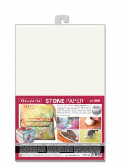 Kamenný papier - Stone Paper