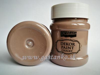 DPS vintage hnedá 230ml