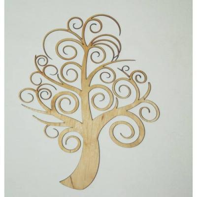 Kučeravý stromček 15cm