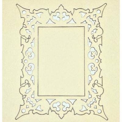 Ornamentálny rámček