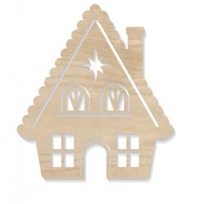 Perníkový domček