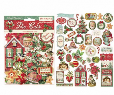 Výrezy Classic Christmas