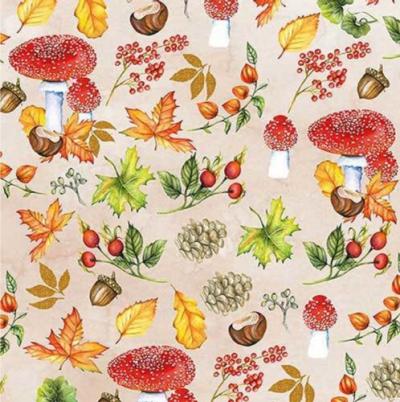 Drobné jesenné