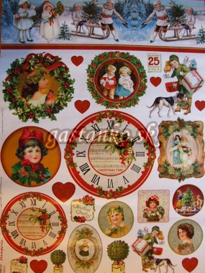 Viktoriánske deti a hodiny
