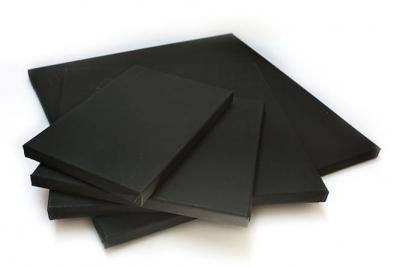 Maliarske plátno čierne 20x20cm