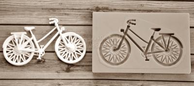 Silikónová forma Bicykel