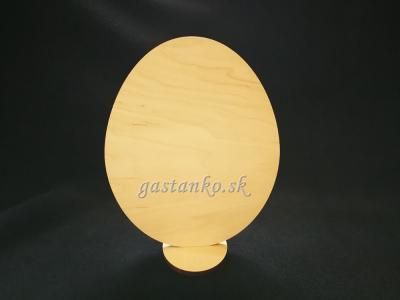 Stojace vajíčko 20cm