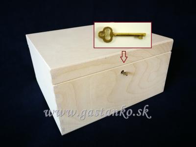 Náhradný kľúčik 4cm