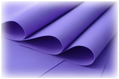 Foamiran fialový