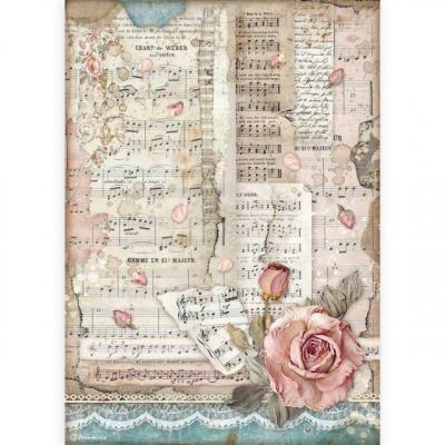 RP Passion Ruže a hudba