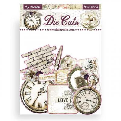 Výrezy Romantic Journal