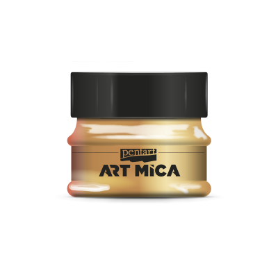 Art mica oranžový