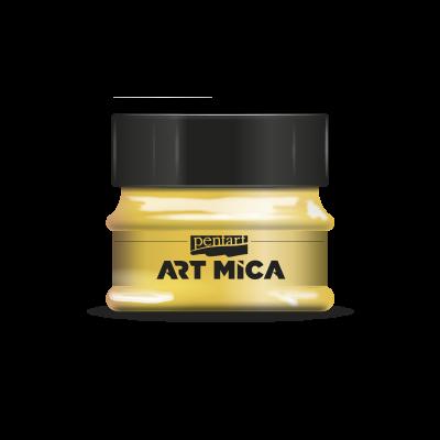 Art mica žltý
