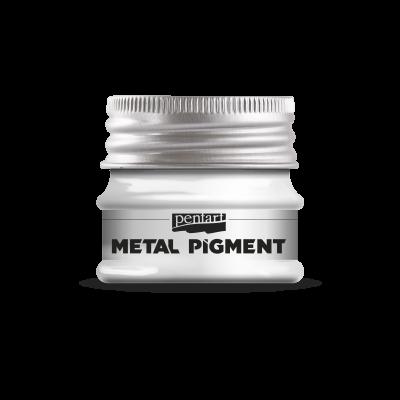 Metalický pigment strieborný