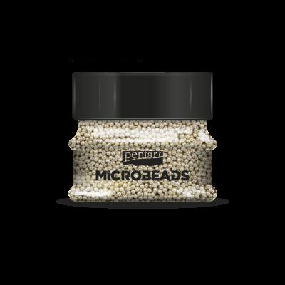 Mikroperličky šampanské zlaté