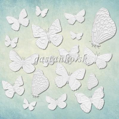 Silikónová forma MAXIset motýlikov