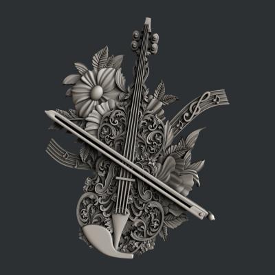 Silikónová forma Violin magic