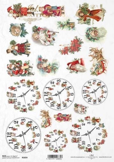 RP Mikuláš a vianočné hodiny